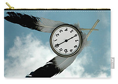 How Time Flies Carry-all Pouch