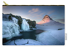 Kirkjufell, Iceland Carry-all Pouch