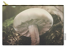 Look At The Mushroom Carry-all Pouch