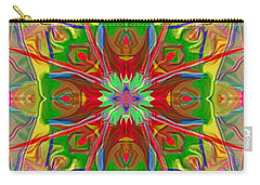 Mandala 12 8 2018 Carry-all Pouch