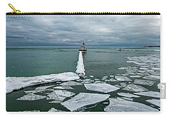 Milwaukee Breakwater Lighthouse Carry-all Pouch