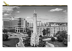Carry-all Pouch featuring the photograph North Point Tower by Randy Scherkenbach
