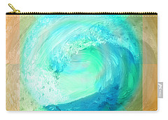 Ocean Earth Carry-all Pouch