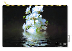 Orchid Reflection Carry-all Pouch