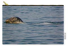 Pacific Harbor Seal Carry-all Pouch