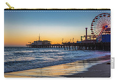 Pacific Park On The Pier Carry-all Pouch