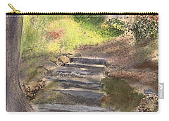 Path To The Cabin Carry-all Pouch