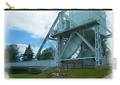 Pegasus Bridge Carry-all Pouch