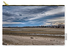 Carry-all Pouch featuring the photograph Right Of Way by Jon Burch Photography