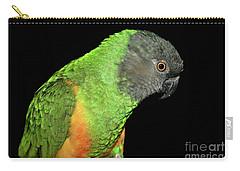 Senegal Parrot Carry-all Pouch