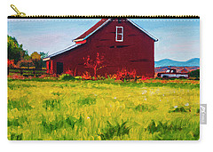Skagit Valley Barn #4 Carry-all Pouch
