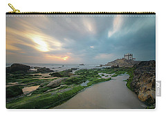 Carry-all Pouch featuring the photograph Swirl by Bruno Rosa