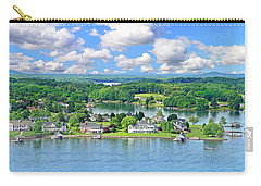 The Boardwalk, Smith Mountain Lake, Va. Carry-all Pouch