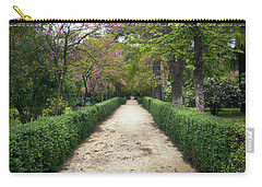 The Paths Of The Retiro Park Carry-all Pouch