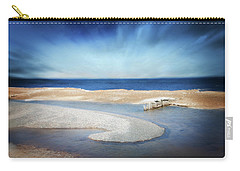 Whitefish Point Michigan Carry-all Pouch