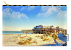 14th Avenue Pier Carry-all Pouch