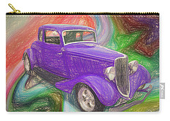 1934 Ford Colored Pencil Carry-all Pouch