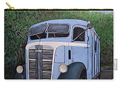 1937  Gmc Coe Carry-all Pouch