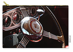 1937 Vintage Model 1508 Steering Wheel Carry-all Pouch