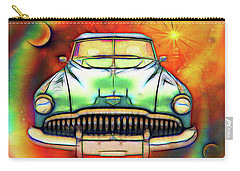 1949  Buick Headon Carry-all Pouch