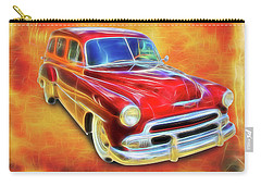 1951 Chevy Woody Carry-all Pouch