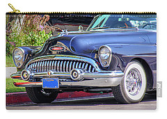 1953 Buick Skylark - Chrome And Grill Carry-all Pouch