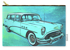 1954 Buick Wagon Carry-all Pouch