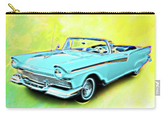 1957 Ford Fairlane Convertable Carry-all Pouch
