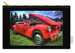 1969 Cord Automobile Carry-all Pouch
