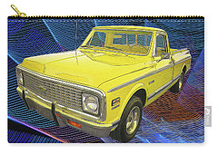 1972 Chevy Pickup Truck Carry-all Pouch