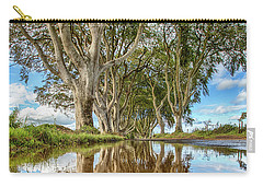 The Dark Hedges Carry-all Pouch