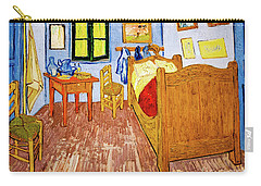 Van Gogh's Bedroom At Arles Carry-all Pouch