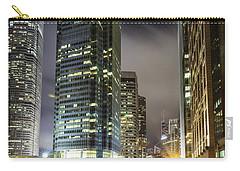 Hong Kong Night Rush Carry-all Pouch