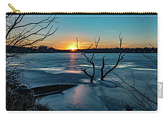 2019-012/365 January Sunset Carry-all Pouch