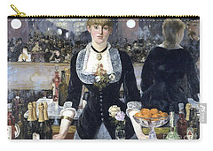 A Bar At The Folies Bergere Carry-all Pouch