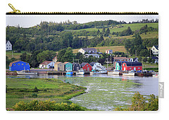 French River, P.e.i. Carry-all Pouch