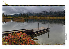 Vermillion Lakes, Banff National Park, Alberta, Canada Carry-all Pouch