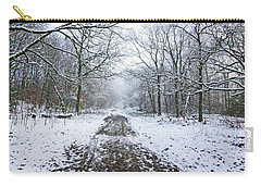 30/01/19  Rivington. Lower Barn. Arboretum Path. Carry-all Pouch