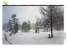 30/01/19  Rivington. Memorial Arboretum. Carry-all Pouch