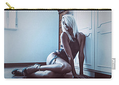 Carry-all Pouch featuring the photograph 3862 by Traven Milovich