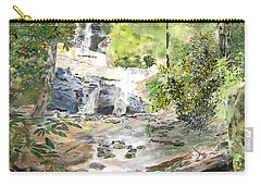 Set Rock Creek Falls Carry-all Pouch