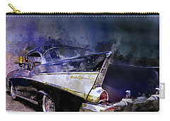 57 Belair Dragon Drivein Date Night Saturday Night Carry-all Pouch