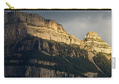 Carry-all Pouch featuring the photograph A Blast Of Light by Stephen Taylor