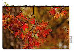 A Branch Of Autumn Carry-all Pouch