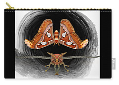 A Is For Atlas Moth Carry-all Pouch