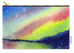 A Little Aurora Borealis Carry-all Pouch