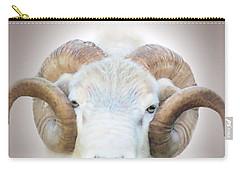 A Little Ram  Carry-all Pouch