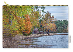 A Peaceful Place On An Autumn Day Carry-all Pouch