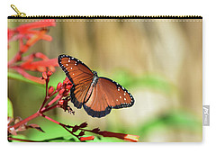 A Queen But Not A Monarch Carry-all Pouch