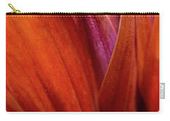 Carry-all Pouch featuring the photograph A Slice From The Cone by Dale Kincaid